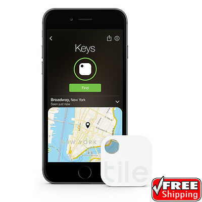 Key Finder Pack of 1 New Bluetooth Tracker Tile Gen 2 Phone Finder Item Finder
