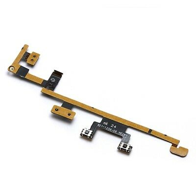 Power On Off Volume Mule Switch Button Flex Cable Replacement For Apple iPad-3