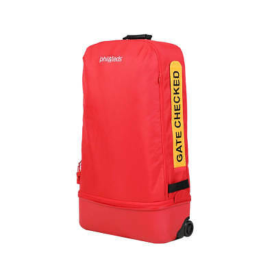 Phil and Teds Travel Bag in Red For Single Strollers Brand New! Free (Teds Travel Bag)