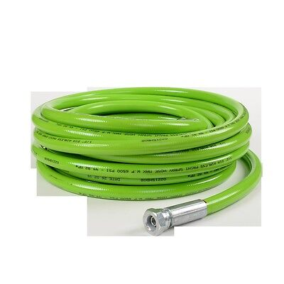Titan High Pressure 12 X 50 Green Airless Paint Spray Hose 6500psi - Oem