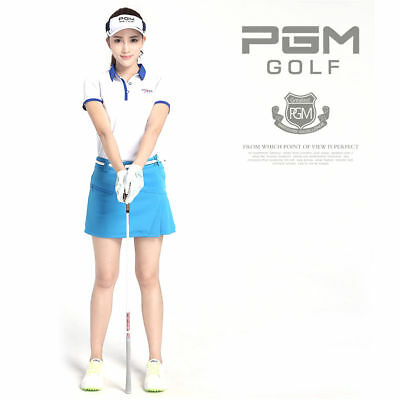 Golf Skirt Pant Lady Women Girls Golf Clothing Female Leisure Sport Skirt Pants