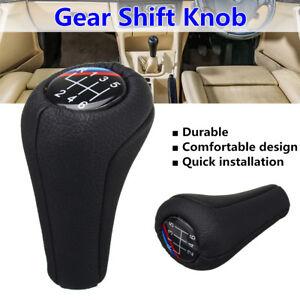 6 Speed Manual Gear Shift Knob Shifter For BMW E92 E91 E90 E60 E46 E39 E36 M3 M5