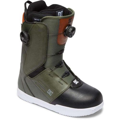 2018 DC Control BOA Dark Shadow Men's Snowboard Boots NEW Si