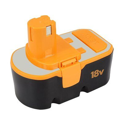 18V 3 0Ah Replacement Battery For Ryobi One  P100 P101 Cordless Power Tools