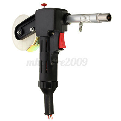 24v 180a Duty Miller Mig Spool Gun Push Pull Feeder Aluminum Welding Torch