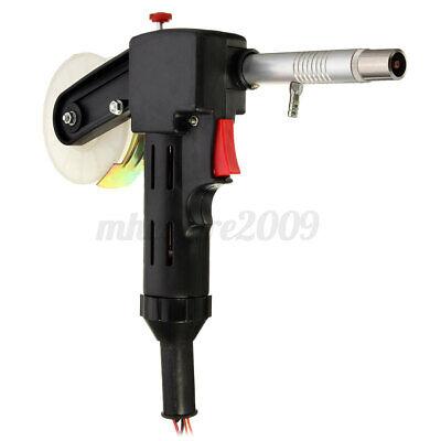 24vdc 180a Duty Miller Mig Spool Gun Push Pull Feeder Aluminum Welding Torch Ki
