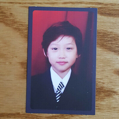 Felix Official Photocard Stray Kids 1st Mini Album I am Not Genuine Kpop