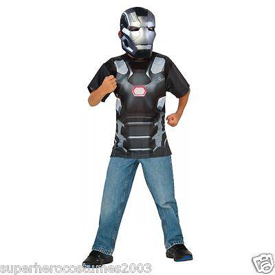 Captain America Bürgerkrieg War Machine Kostüm Marvel Comics 8-10 - 620723 (Captain America Comics Kostüme)