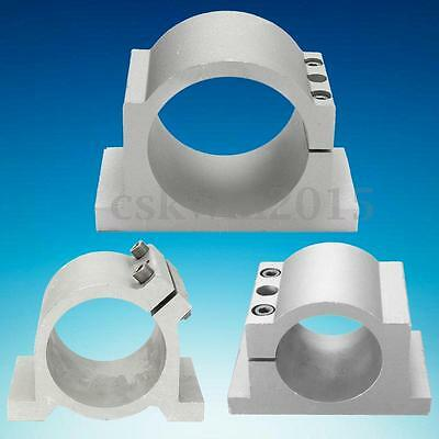 526580100mm Spindle Motor Mount Bracket Clamp Cnc Engraving Machine Grind