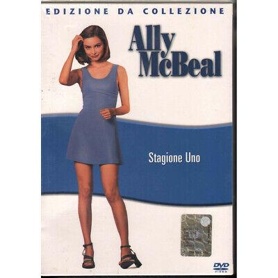 Ally Mcbeal Stg 1 DVD Calista Flockhart Greg Germann Jane Krakowski Sellado