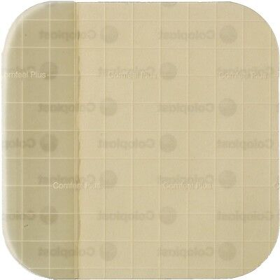 Comfeel Plus Transparent Clear Hydrocolloid Dressing 2 X 2.75 Box10 3530