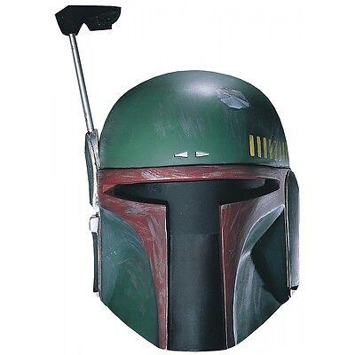 Boba Fett Helmet Adult Costume Mask Star Wars Halloween Fancy Dress - Star Wars Mask