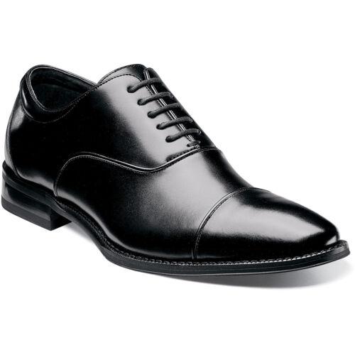 Stacy Adams Men's Kordell Cap Toe Oxford Shoes  - 12.0 M