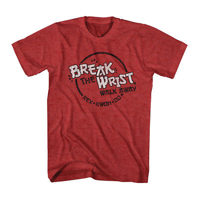 Napoleon Dynamite Movie Break The Wrist Walk Away Rex Kwon Do Adult T Shirt ()
