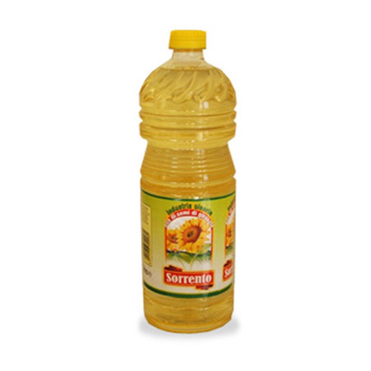 Codice Sconto Gastronomia eBay.it 1 Litro Bottiglia Di Olio Di Semi Di Girasole Sorrento Industria Olearia