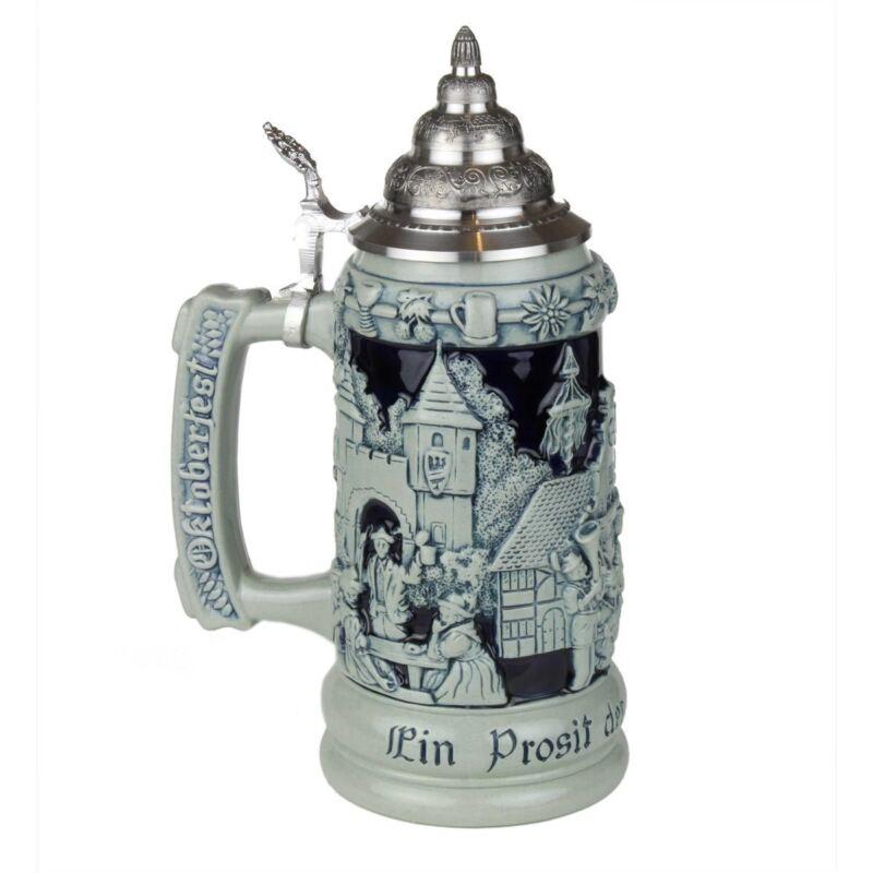 Oktoberfest German Beer Stein .75 Litre K200xSGKxLG