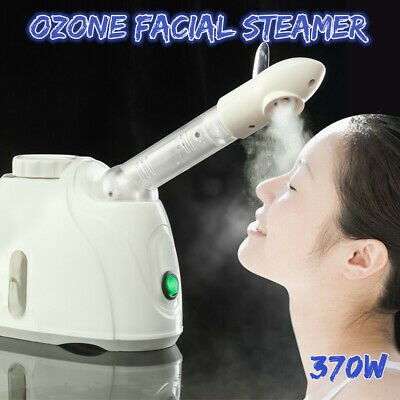 Ozone Facial Steamer Face Sprayer Cleanser Beauty Skin Care