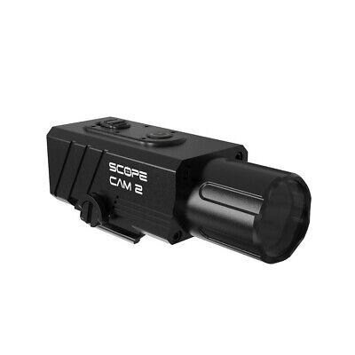 RunCam 1080P Scope Cam 2 3.6MM WiFi Hunting Metal POV Aluminum Heavy Duty Camera