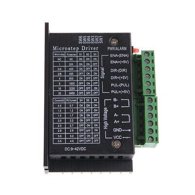 Tb6600 Driver 4a 9-42v Stepper Motor Cnc Controller