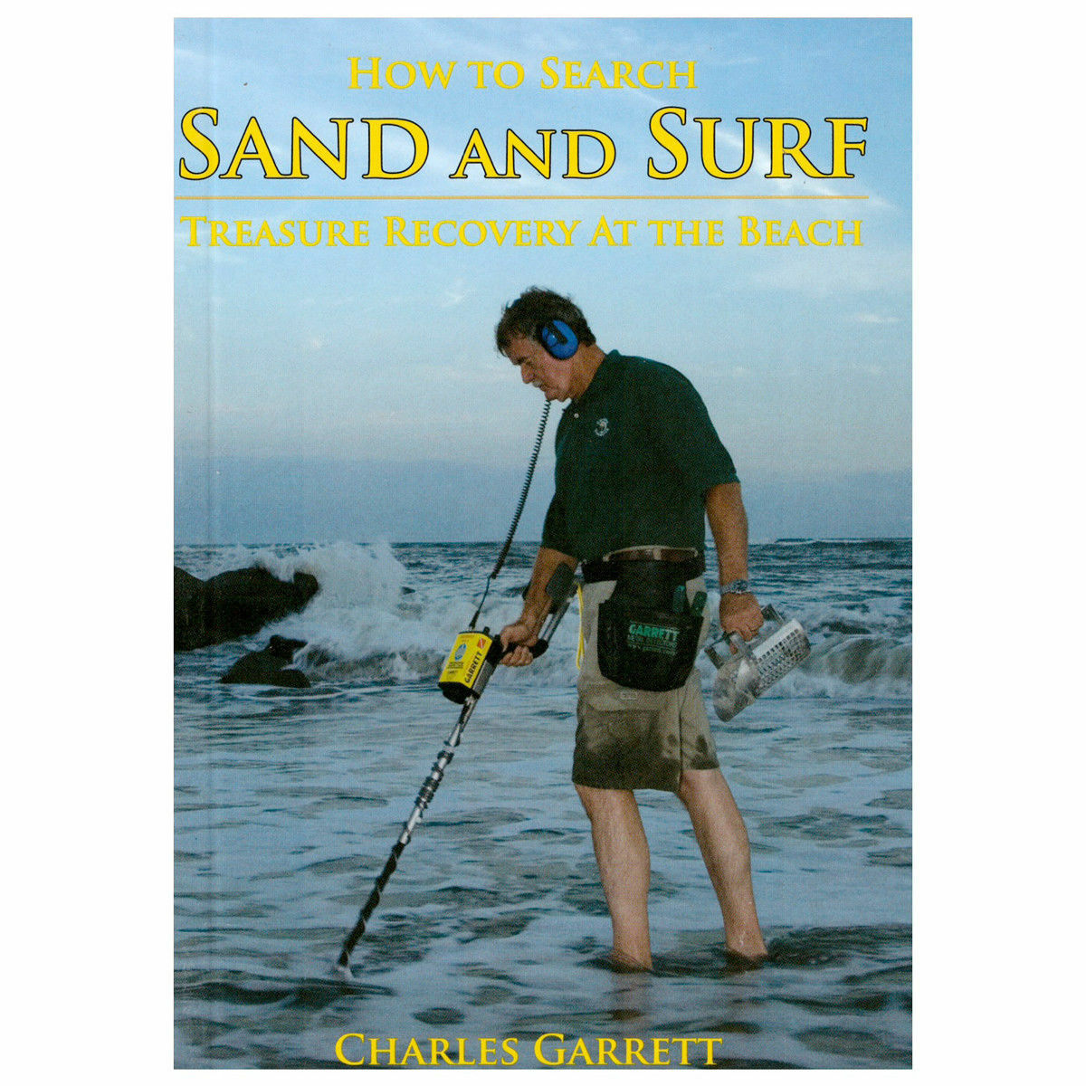 How to Search Sand and Surf Treasure Recovery Book 1509500 Metal Detecting