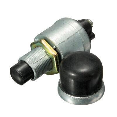 Heavy Duty Waterproof Car Boat Horn Engine Start Momentary Switch Push Button