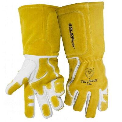 Tillman 53 Premium Mig Gloves With Glidepatch Medium