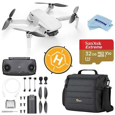DJI Mavic Mini Basic Kit With 32GB MicroSDHC Card /Case /Landing Pad
