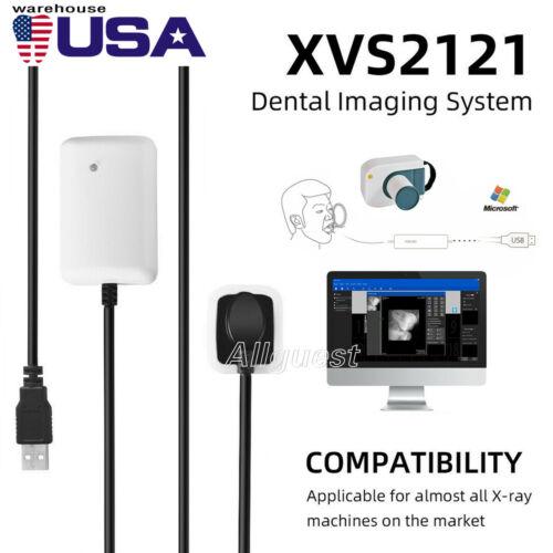 USA Woodpecker i Sensor Style Dental RVG Intraoral Digital X-Ray Sensor Size 1