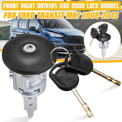 Ben-gi Front Right Side Door Lock Barrel and 2 Keys Replacement for Ford Transit Connect 2000-2006