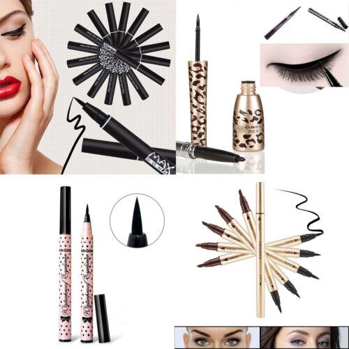 Korean Style Liquid Eyeliner Waterproof Eye Liner Makeup Pen Beauty Cosmetic HOT