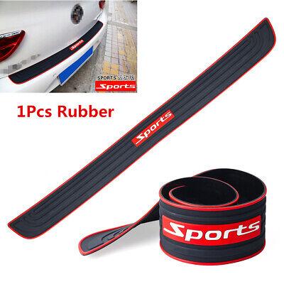 1Pcs Rubber Car Rear Bumper Guard Scratch Protector Non-slip Cover Accessories  - Ford Aerostar Bumper Cover
