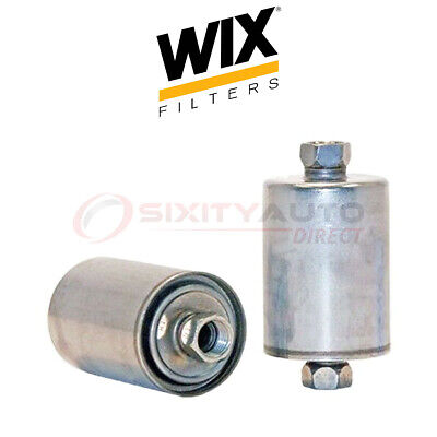 WIX Fuel Filter for 1999-2007 Chevrolet Silverado 1500 4.3L 4.8L 5.3L 6.0L fx