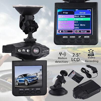 1080P Hd Car Video Recorder Camera Vehicle Dash Cam Dvr Night Vision G Sensor