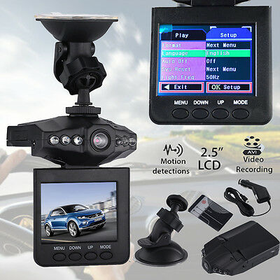 1080P HD Car Video Recorder Camera Vehicle Dash Cam DVR Night Vision G sensor