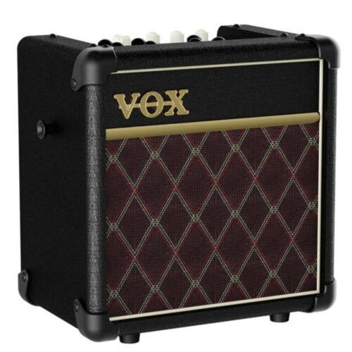 Vox MINI5 CL Rhythm Compact Modelling Guitar Amp inc drum machine - MINI5-RMCL
