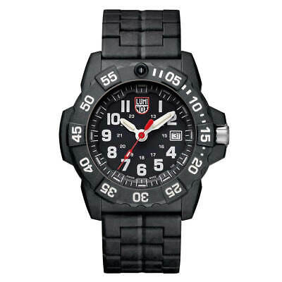 Carbon Fiber Navy Seal Dive (Luminox 3502 Men's Navy Seal 3500 Black Bracelet Swiss Dive)