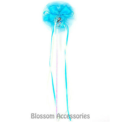 A550 Silvermist Tinkerbell Fairy Wand With Ribbon Child Girl Costume Accessory](Silver Mist Fairy Costume)