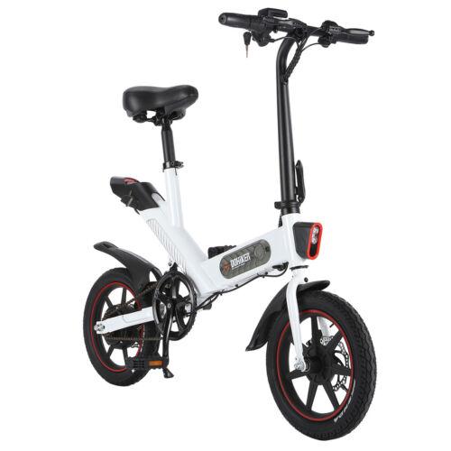 DOHIKER Y1 Elektrofahrrad Ebike Elektro Fahrrad Pedelec E-bike 10Ah 25km/h