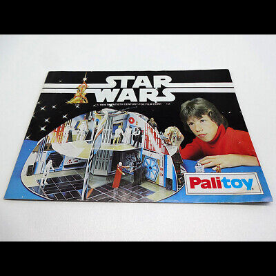 Rare Vintage Star Wars 1979 Death Star Promo Booklet in Excellent Condition