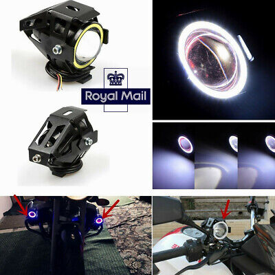 2X CREE U7 LAMP BEADS FOG LIGHT HIGH BEAM LOWBEAM FLASH LIGHTBUTTON