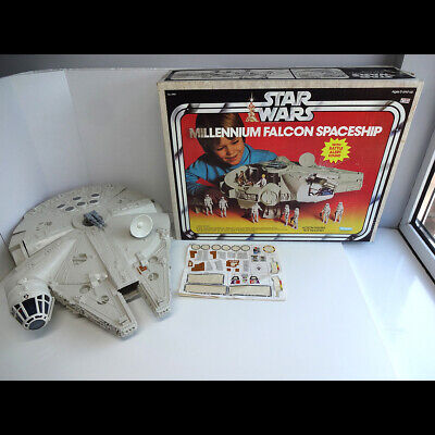 Used, Rare Vintage Star Wars First Issue Boxed 1979 Millennium Falcon Excellent Con for sale  Shipping to Nigeria