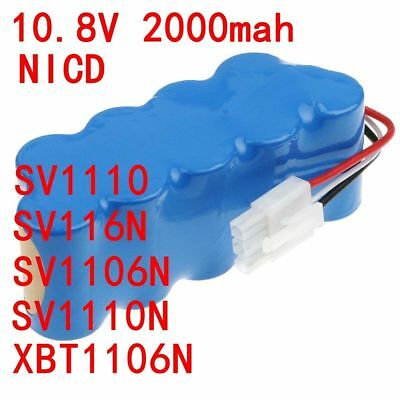 Battery For Shark Freestyle Navigator Cordless Stick Vacuum XBT1106N Replacement ()