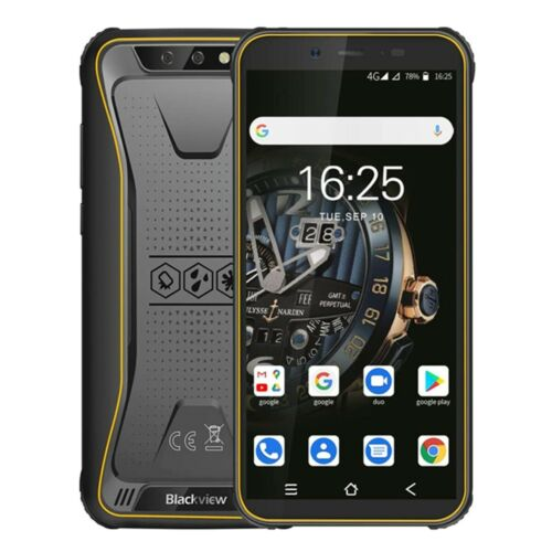 Blackview BV5500 Plus Rugged Handy Android 10 Smartphone 3GB+32GB Ohne Vertrag
