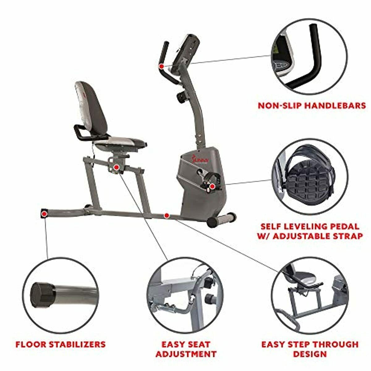 Recumbent Adult Home Magnetic Cheap