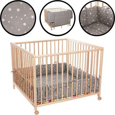 EINLAGE für Laufgitter Spielstall Laufstall 100x100 Reisebett Matratze Baby Kind