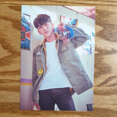Changbin Official Postcard Stray Kids Unveil Tour
