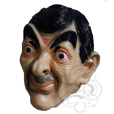 Berühmte Kostüm (berühmt Promi Karikatur Comedian Schauspieler Film Kostüm Latex Requisiten Maske)