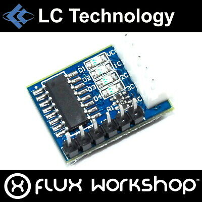 Lc Technology Uln2003 Stepper Motor Driver Module Cnc Xh Arduino Flux Workshop