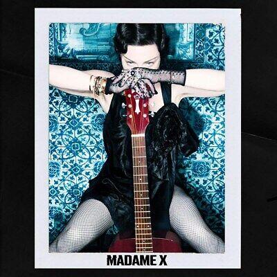 madame x - madonna (deluxe  album) [cd]