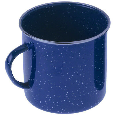 GSI Outdoors Enamelware Steel Cup - 12 oz. - Blue Gsi Outdoors Cup